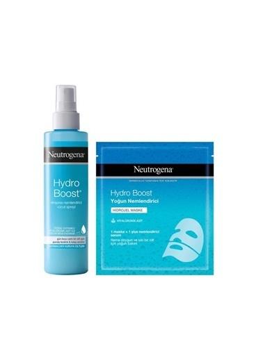 Neutrogena Tatil Vazgeçilmezleri Seti - Maskeli Renksiz
